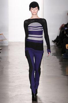 Ohne Titel Fall 2012 Ready-to-Wear Fashion Show - Ava Smith