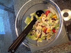Grill-Action: Salat