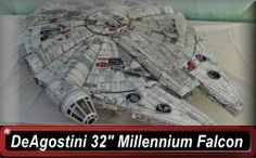 DeAgostini trabajo Parte 'Construir El Millennium Falcon' Trabajo en Progreso Entrar Página 21