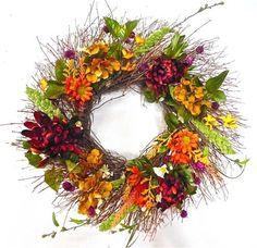 Copper Meadow Hydrangea and Wildflower All Weather Fall Wreath Wreaths For Door http://www.amazon.com/dp/B0153PEILI/ref=cm_sw_r_pi_dp_VX38vb00QCR3X