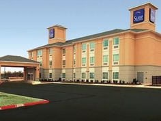 Abilene (TX) Sleep Inn & Suites University United States, North America Stop at Sleep Inn & Suites University to discover the wonders of Abilene (TX). Offering a variety of facilities and services, the hotel provides all you need for a good night's sleep. Free Wi-Fi in all rooms, Wi-Fi in public areas are on the list of things guests can enjoy. Guestrooms are fitted with all the amenities you need for a good night's sleep. In some of the rooms, guests can find television LCD/p...