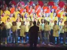 Traerás la paz (en concierto) - salesianos Misa joven 1 (De otra manera) - YouTube
