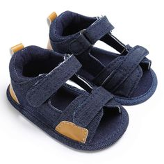 Baby Boys Toddler Canvas Infant Kids Girl boys Sole Crib Toddler Sandals Shoes sandals for boy   #Affiliate