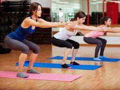 Die Beine sind noch nicht in Sommer-Form? EAT SMARTER verrät 7 Übungen, mit denen Oberschenkel und Waden schnell fit werden.
