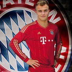 Xherdan Shaqiri, Bayern Munchen