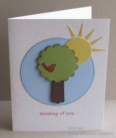Natural Punchiness! by mepylant - Cards and Paper Crafts at Splitcoaststampers