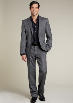 Versace Suit Stylish Outfits, Cool Outfits, Versace Suits, Grey Suits, Fashion Plates, Men's Fashion, Fashion Design, My Man, Handsome