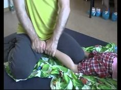 Stretching in Cerebral palsy during vietnam massage