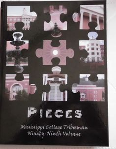 TRIBESMAN:  2005 Mississippi College Yearbook - Clinton MS
