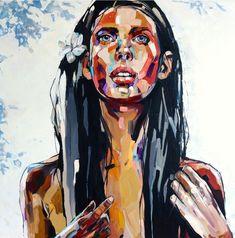 ArtAffair – Galerie für moderne Kunst | Anna Bocek: Magnolia