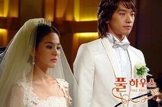 Full House - Rain/Bi as Lee Young Jae  Song Hye Kyo as Han Ji Eun