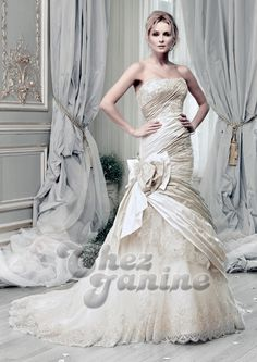 Ian Stuart Bridal Dresses in Lady Luxe collections will make you look like a royal leady with innocent beauty with timelessly elegant wedding dresses Wedding Dresses London, Elegant Wedding Gowns, Luxe Wedding, Wedding Bridesmaid Dresses, Perfect Wedding Dress, Designer Wedding Dresses, Bridal Dresses, One Shoulder Wedding Dress, Platinum Wedding