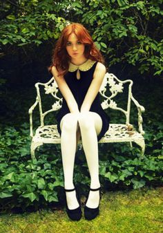Karen Gillan- if i could be nearly as pretty my life would be made.