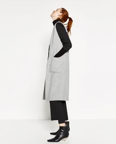 Image 3 of WAISTCOAT from Zara