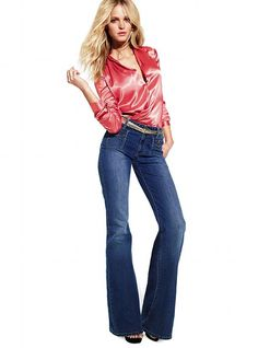 Whadaya say - are these the high waisted jeans I should get???