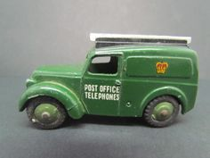 Vintage Dinky Toys Meccano LTD. POST OFFICE TELEPHONE SERVICE VAN - #261 England #Dinky