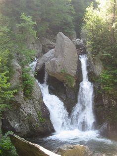 Bish Bash Falls, Bish Bash Falls State Park, Massachusetts