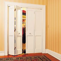 Photo: Kolin Smith | Thisoldhouse.com | From Read This Before You Redo Your  Bedroom Closet