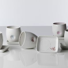 feinedinge*: iDOLS . becher Nice Things, Sugar Bowl, Bowl Set, Idol, Mugs, Tableware, Dinnerware, Tumbler, Dishes