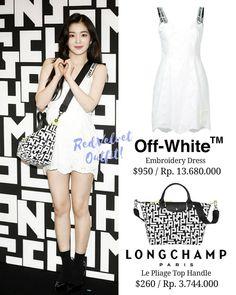 Velvet Outfits, Looks Teen, Kpop Fashion Outfits, Velvet Fashion, Girl Closet, Embroidery Dress, Lisa, Gothic Lolita, Kpop Girls