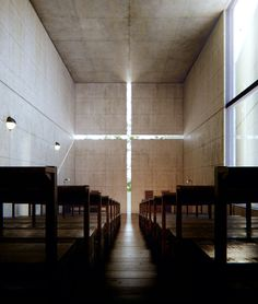 Making of the Church of Light, created by Elvin Eliyev using 3dsmax and vray.