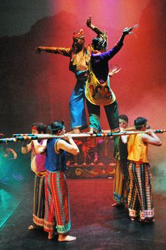 Pangalay Dance from Mindanao, Philippines