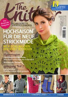 The Knitter №11 2012 - 紫苏 - 紫苏的博客