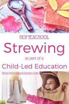 Do you strew? What is strewing and how can you incorporate it into your homeschool? Strewing can be a wonderful support for any homeschool method. Hands On Activities, Learning Activities, Kids Learning, Insects For Kids, Homeschool Curriculum, Homeschooling Resources, Catholic Homeschooling, Homeschool Kindergarten, Preschool