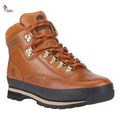 Timberland pour homme Eurohiker L MD BRN Medi Hi Top Bottes 6602une Sneakers - - MD BRN MEDI, 47,5 EU - Chaussures timberland (*Partner-Link)
