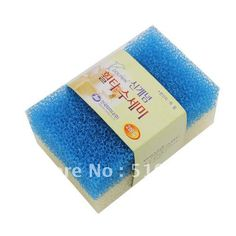 Aliexpress.com : Buy Practical Scratch Free Scrub Sponge Cleaner with Pale Yellow & Blue and Rectangle shape 2 PCS from Reliable Sponge Cleaner suppliers on Chinatownmart (HongKong) Limited