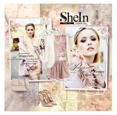 """""""SheIn"""" by kristina-kazlauskaite ❤ liked on Polyvore featuring Cannella, Miss Selfridge, Charlotte Russe, Valentino, Dina Mackney, Jaeger, Sheinside and shein"""