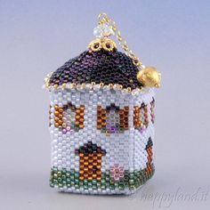 Little house box by Happyland87 on Etsy