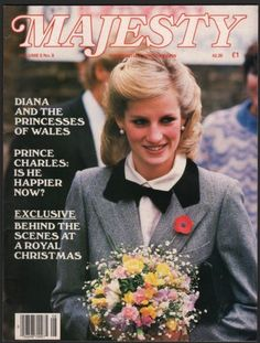 The world was shocked when Princess Diana changed her hair-do shortly after Prince Harry was born.  The do didn't last long.