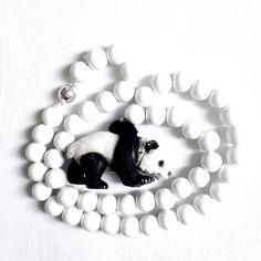 Pirates & Ponies Panda Necklace