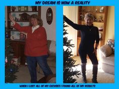 Laurie D., is a Weight Watchers All-Star, who lose 121 pounds over 3-1/2 years to become a lifetime member. She now weighs less than she did in 7th grade!