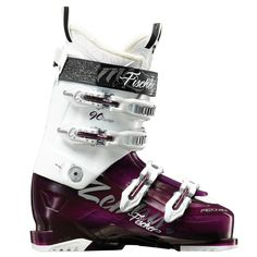 Fischer Soma Zephyr 90 Women's Ski Boots 2012 | Fischer Skis for sale at US Outdoor Store