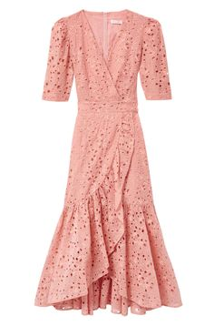 Clover Embroidered Dress - - Source by Garfelyn Dress Skirt, Wrap Dress, Wrap Around Dress, Dress Images, Embroidery Dress, Rebecca Taylor, Elegant Dresses, Cotton Dresses, Beautiful Outfits