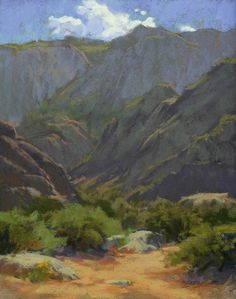 Sandia Patterns by Kim Lordier Pastel ~ 14 x 11 Pastel Landscape, City Landscape, Landscape Paintings, Paintings I Love, Pastel Paintings, Southwest Art, Walk In The Woods, Chalk Pastels, Pastel Art