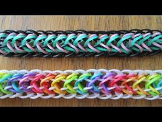 How to Make an Underdog on Your Rainbow Loom