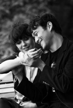Zooey and JGL! 500 days...