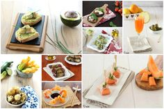 10 ricette per un aperitivo estivo