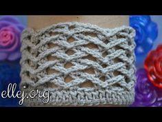 ♥ Узор крючком для шали Бабочки Данди • How to crochet Dandee Butterfly Stitch for Shawl. - YouTube