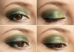 Make Up Verdebosco