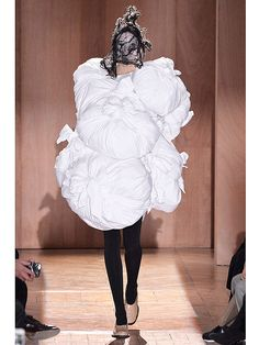 Puffy fashion