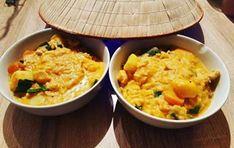 Veggie Massaman Curry aux pommes de Terre