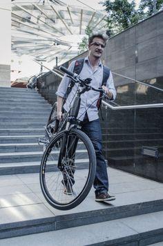 Visiobike: Erstes E-Bike mit Google-Glass steuerbar