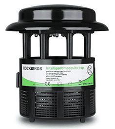 Mosquito Killer Lamp, RockBirds Electric Mosquito Killer Trap- LED Silent Night Light Non-Chemical Harmless & Healthy- Dual Modes- Suit for Home / Office Indoor Mosquito Trap, Mosquito Killer Machine, Budget Friendly Honeymoons, Wedding Day Tips, Free Wedding, Perfect Wedding, Wedding Planning, Bug Zapper, Fly Traps