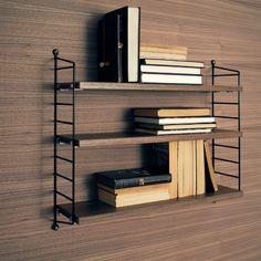 String Furniture Pocket minireol / mini shelving unit