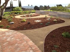 How to turn decomposed granite into a beautiful landscape