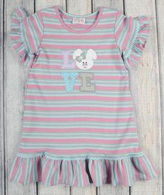 Stellybelly Bunny Love Knit Dress